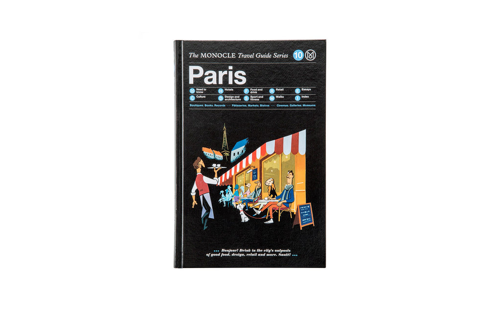 Monocle travel guide: Paris