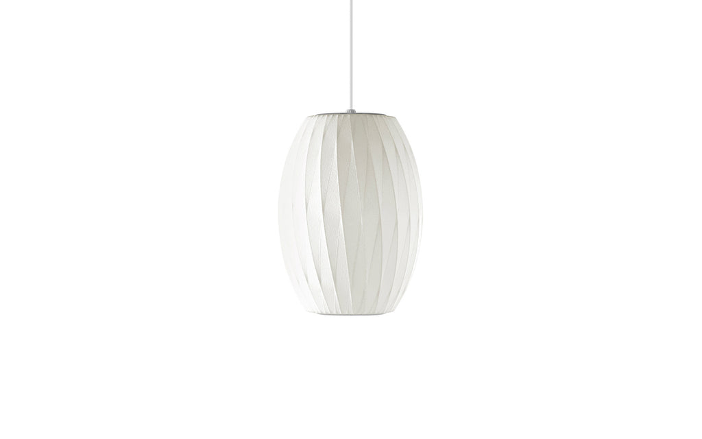 Nelson Cigar Crisscross Bubble pendant lamp