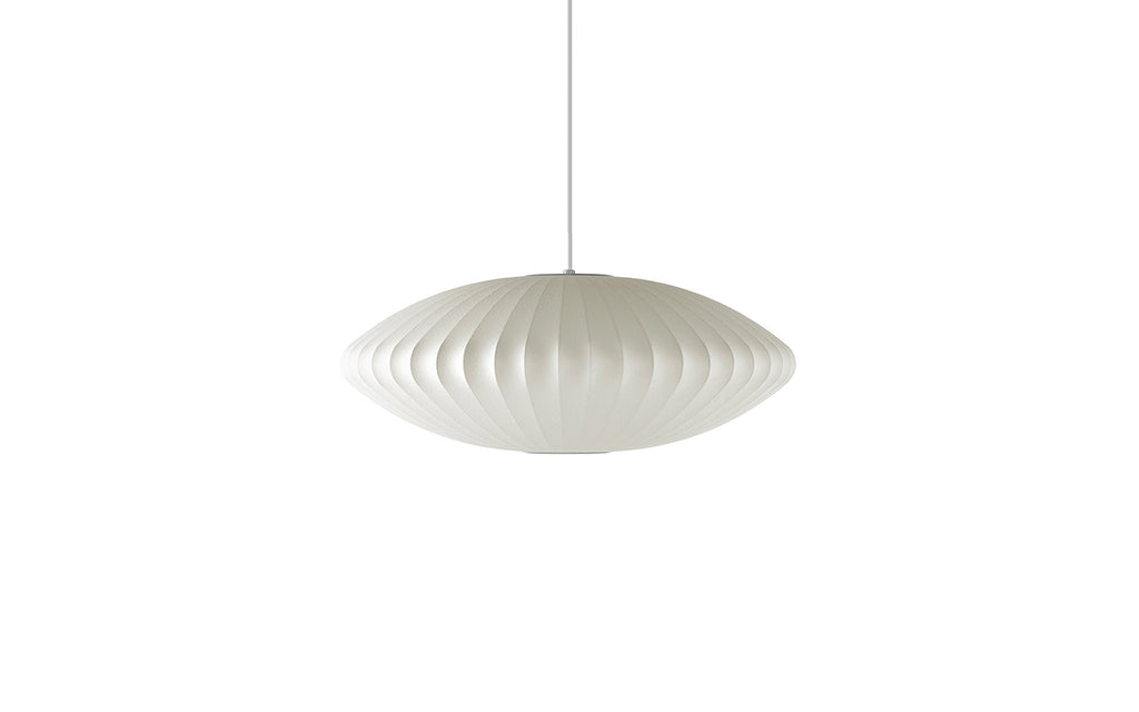 Nelson Saucer Bubble pendant lamp