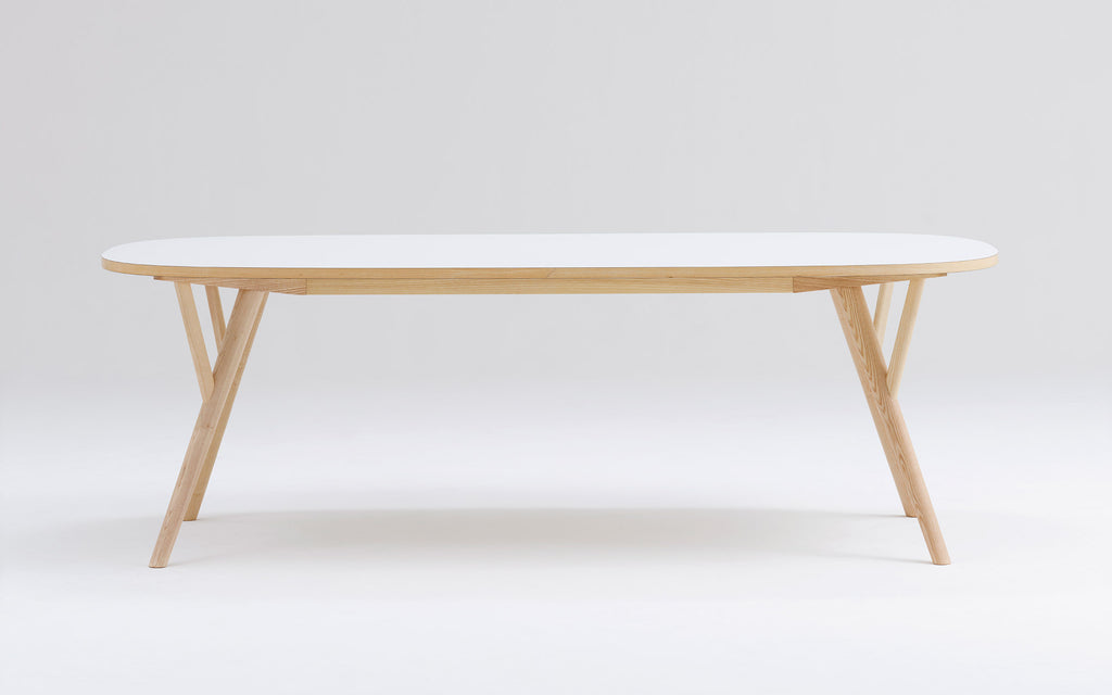 Peggy Elliptical Table ...