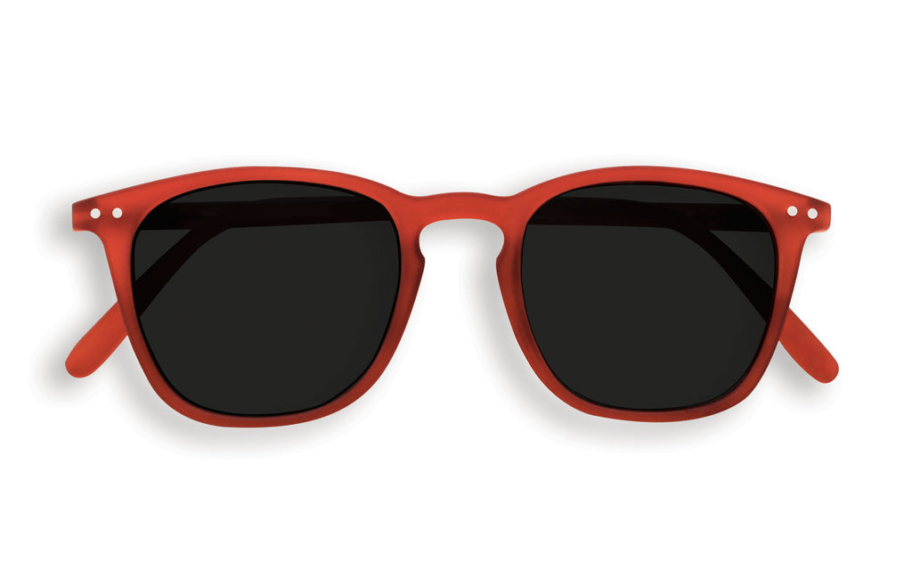 3b5d7a2314 Red square frame sunglasses – SCP