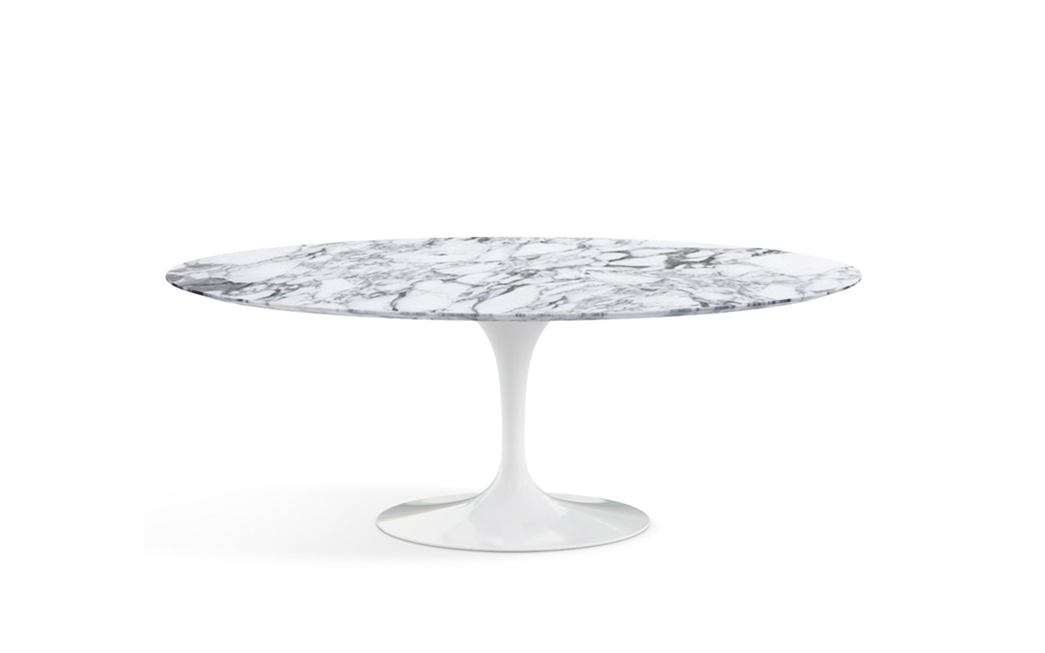 Saarinen Oval Dining Table Scp