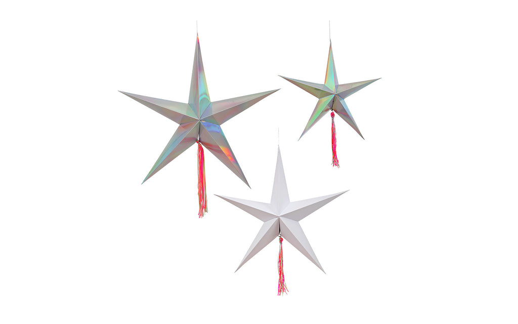 Shooting Star decorations