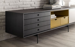 Aura wide sideboard