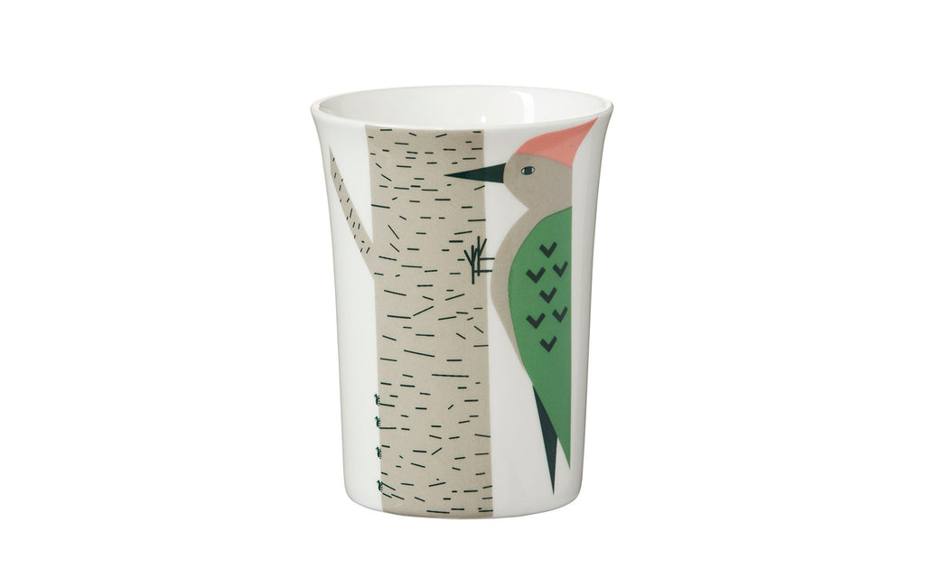 End of Line Woodpecker beaker