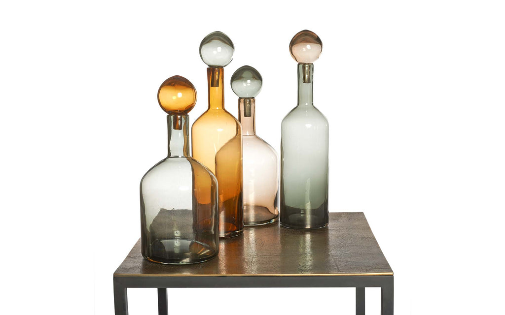 Bubbles and Bottles vessels