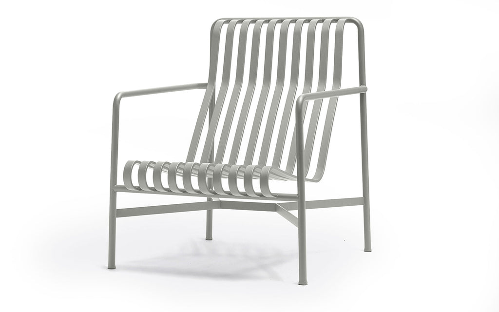 Palissade lounge chair - high back