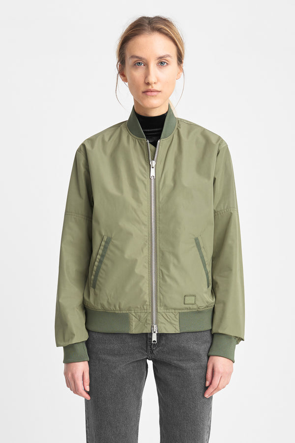 A.J Bomber – Light Olive