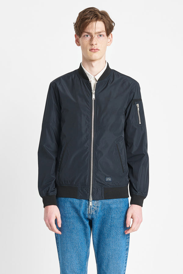 Harris Bomber – Dark Navy