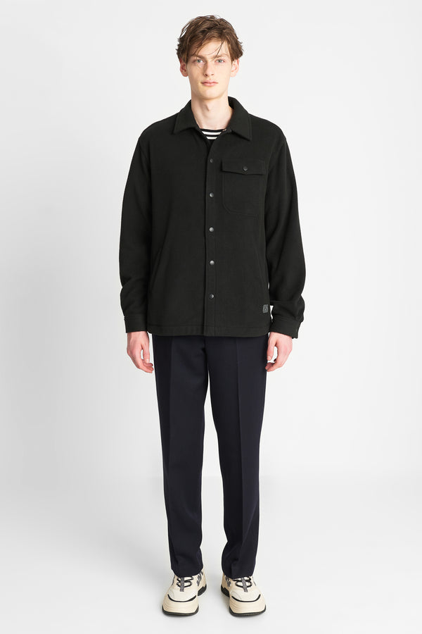 Frank Fleece – Black
