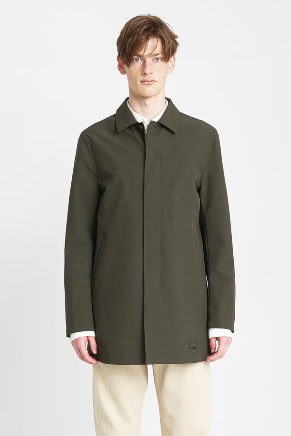 T-Coat Stretch – Olive