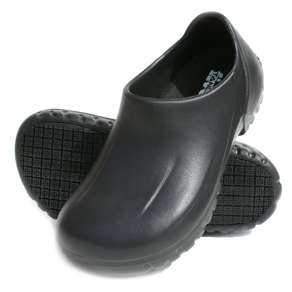 TK's Unisex Slip Resistant Clogs Mule Chef's Shoes