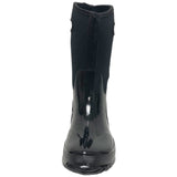 TK's Women's Neoprene Rubber Rainboots for Ladies Winter Warm