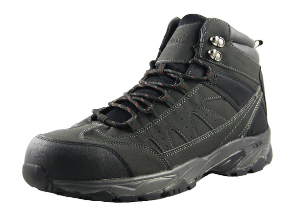 Townforst Kester Mens Oil Resistant Composite Toe Work Boots