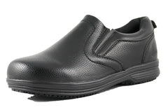 Townforst Saxon Men's Slip and Oil Resistant Shoes
