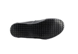 Townforst Dade Slip Resistant Black Sunbrella Waterproof Non Slip Waitress Shoes