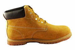 Townforst® TRW Men's Slip Resistant Work Boot Camel