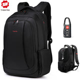 Anti Theft Nylon 27L Men 15.6 inch Laptop Backpacks School Fashion Travel Male Mochilas Feminina Casual Man Schoolbag