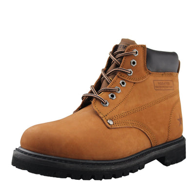Mens Casual Work Shoes - Tanleewa