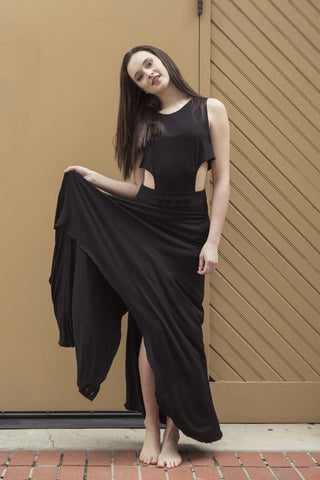 Joro Maxi Dress/Jumper:Knit