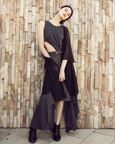 Joro Maxi Dress/Jumper: Knit