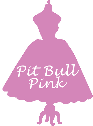 Pit Bull Pink