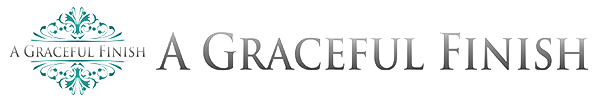 A Graceful Finish Logo