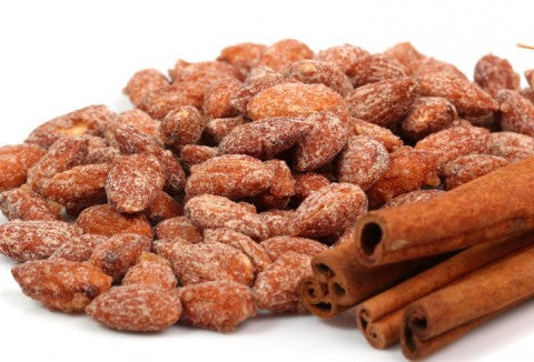 Cinnamon Honey Roasted Almonds