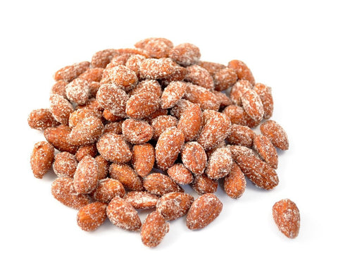 Honey Roasted Citrus Almonds