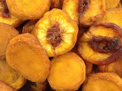 Dried Peaches (Yellow)