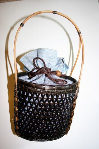 Bamboo Basket Bag of Thailand - A Fair Trade World
