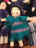 Girl & Boy Asian Dolls - A Fair Trade World