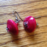 Furaha Bead Earrings - A Fair Trade World