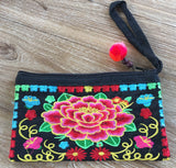 Bohemian Clutch Purse - A Fair Trade World