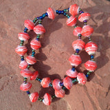 Nguvu 3-Strand Bead Bracelet - A Fair Trade World