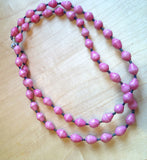 Emily Long Bead Necklace - A Fair Trade World