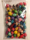Shanga: Bag of Color Beads - A Fair Trade World