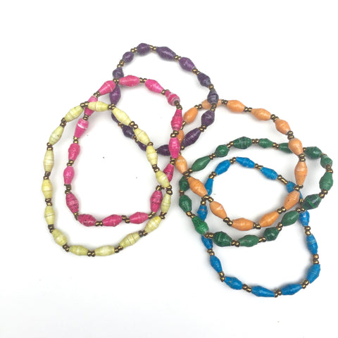Delicate Bangle - A Fair Trade World