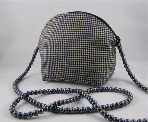 Black and White Purse