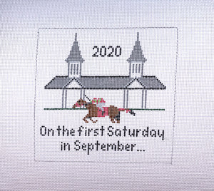 The first Saturday in September 2020