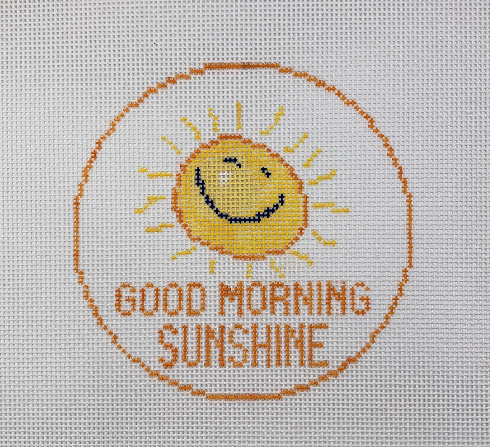 Good Morning Sunshine 4 inch round- special pricing