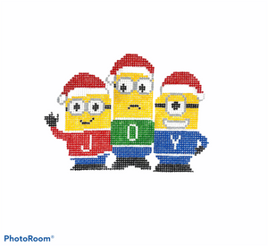 Minion Joy Ornament