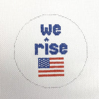 We Rise - Needlepoint by Laura, LLC