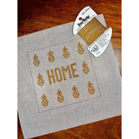 HOME Canvas - Needlepoint by Laura, LLC