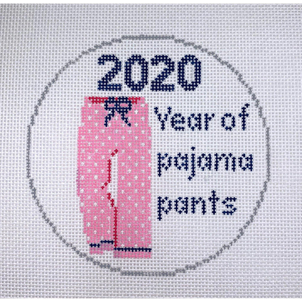 The year of pajama pants