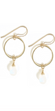Circle Milan Earrings