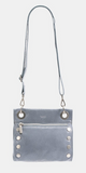 Tony SML Crossbody Handbag - Limited Edition - Steel Blue Stingray