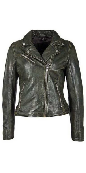Sofia 5 Leather Jacket