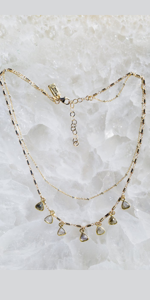 Ysabel Layered Necklace