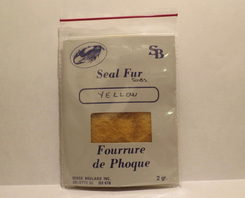 SB Seal fur substitute